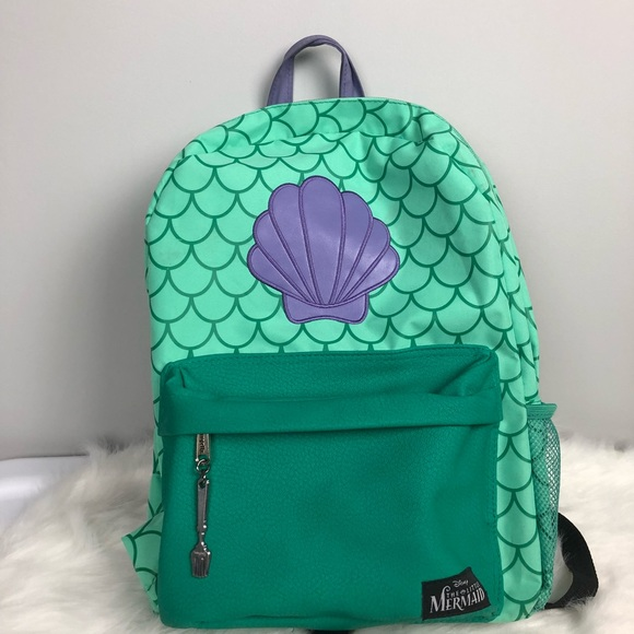 26cce3a6b7f Loungefly Handbags - Loungefly Little Mermaid Backpack